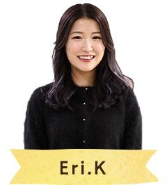 商品企画 Eri.K